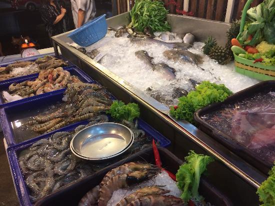 99 Seafood: owoce morza