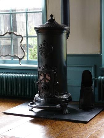 Kachel  Popta Gasthuis, Godin kachel in de 'Heerenkamer' - Bild von ...