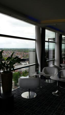 Photo of Lounge Sky Lounge at Radisson Blu Hotel, Hasselt 3500, Belgium