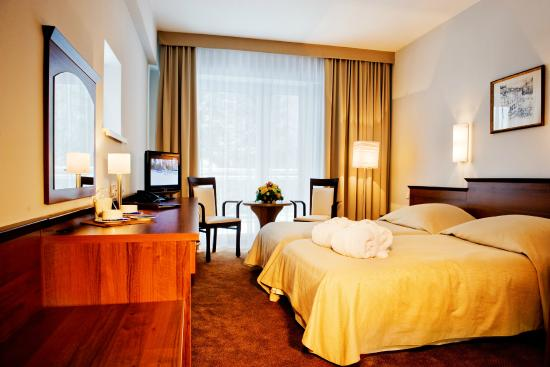 Hotel Krynica Conference & Spa : Pokój hotelowy