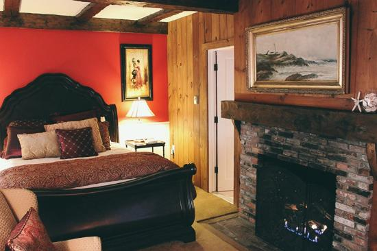 1802 House Bed and Breakfast: Arundel Room