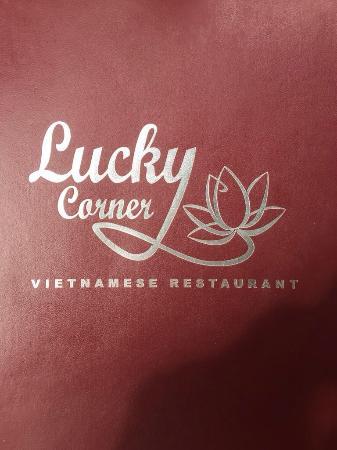 Lucky Corner: Menu
