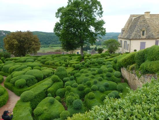 Paon picture of les jardins de marqueyssac vezac tripadvisor - Les jardins de marqueyssac ...