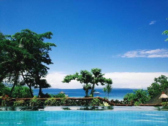 Bali Beach Resort In The Pool