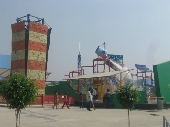 Photo of Tourist Attraction Adventure Island at Sector 10, New Delhi 110085, India