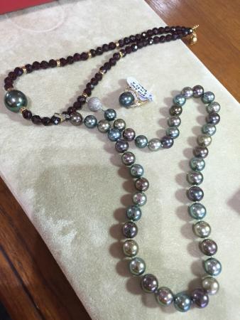 SAB Pearls : my treasures from SAB