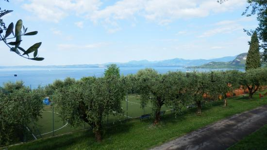 Appartamenti Arca & Ca' Mure: Теннисные корты