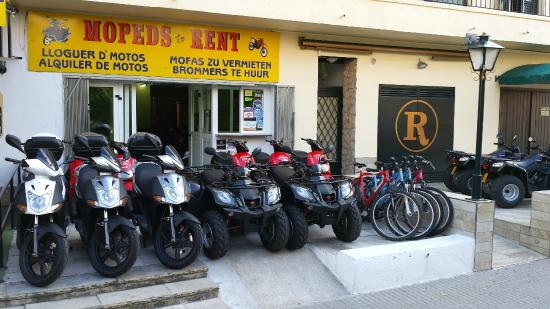 Mopeds to Rent S.L