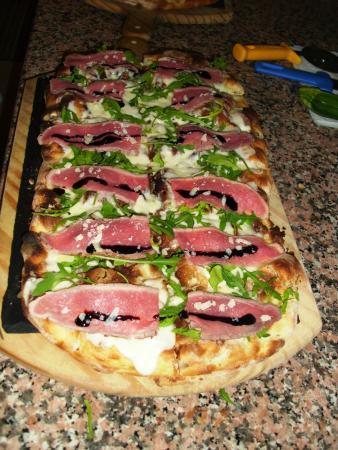 Pizzeria Fata Morgana: scrocchiarella
