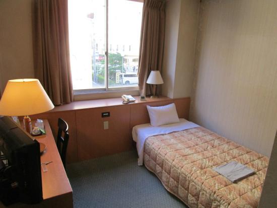 Stays Inn Yamaguchi Yuda: single room