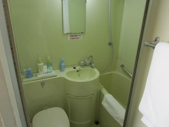 Stays Inn Yamaguchi Yuda: bathroom