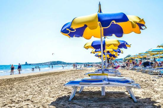 TERRAZZA SUL MARE - Prices & Campground Reviews (Vieste, Italy ...