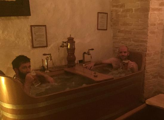 ‪Prague Beer Spa Bernard‬