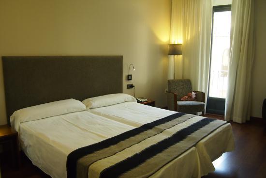 Hotel Monjas del Carmen: Twin room