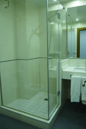 Hotel Monjas del Carmen: Bath room