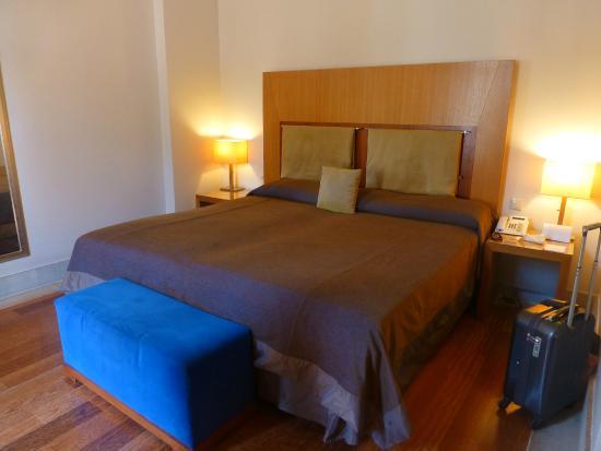 GDM Megaron Hotel: la chambre