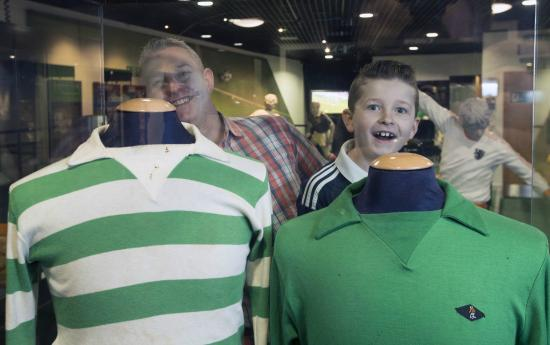 Scottish Football Museum: The Hampden Experience