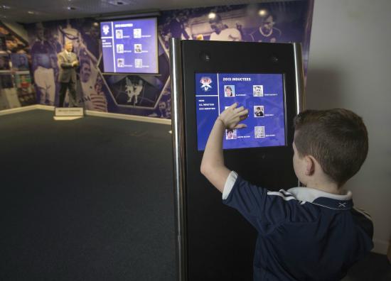 Scottish Football Museum: Scottish Football Hall of Fame