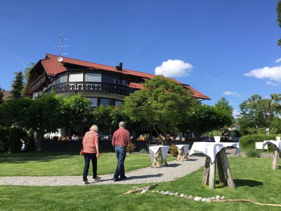 Heinzler am See: Sehr tolles Hotel und Restaurant. Sehr zu empfehlen
