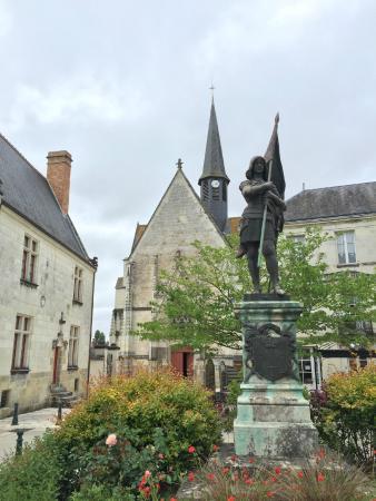 Sainte-Catherine-de-Fierbois
