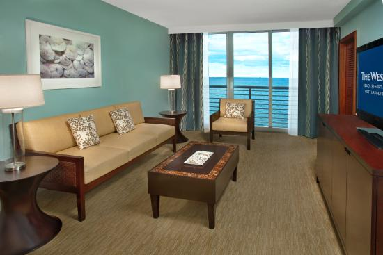 The Westin Fort Lauderdale Beach Resort Executive Suite