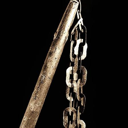 Un flagello a catena