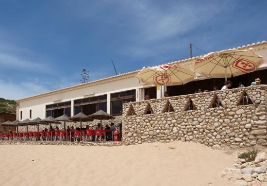 Raposo: Panorama Bar und Restaurant