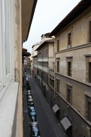 Hotel Aldobrandini: 部屋から
