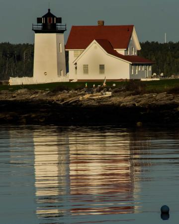Bayberry House Bed & Breakfast: Local Lighthouse