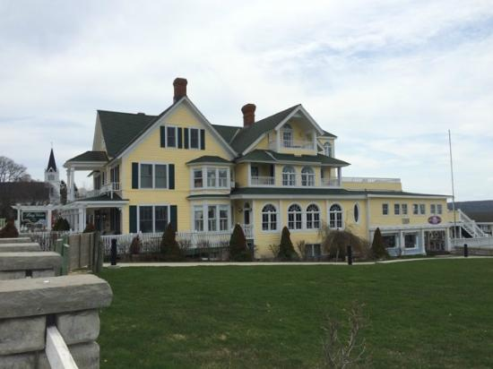 Bay View Bed Breakfast Mackinac Island Mi