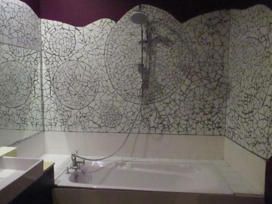 Badkamer met mozaiek picture of creamundo leran tripadvisor