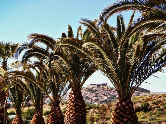 Marilena Hotel: The incredible viewσ from hotel Marilena!!