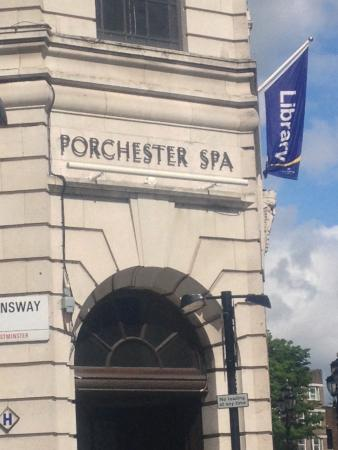 ‪Porchester Spa‬