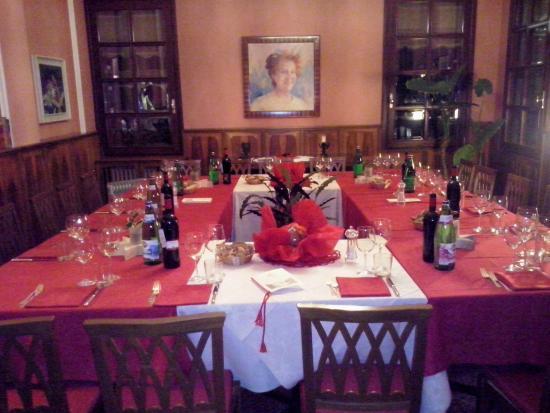 Charming Hotel Villa Soranzo Conestabile: Saletta per evento.