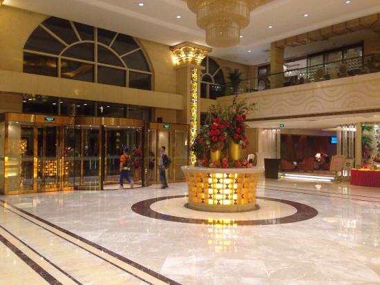 Lijingwan International Hotel Vestíbulo