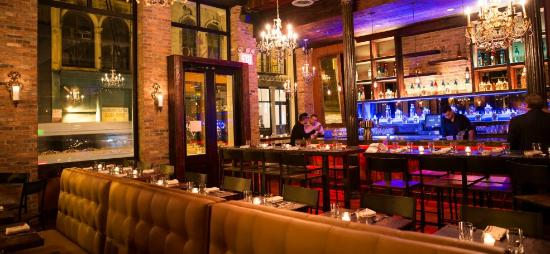 Photo of Mexican Restaurant Abajo at 301 Church St, New York, NY 10013, United States