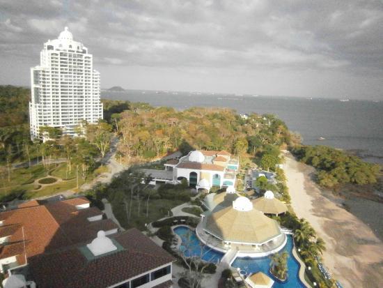 The Westin Playa Bonita Panama: Vista desde la habitación. Planta 18.