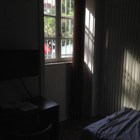 Belambra Clubs - Villemanzy : vue de la chambre 37 du Villemanzy, Lyon