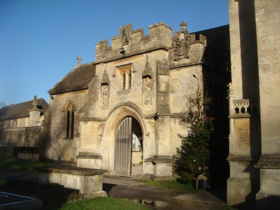 ‪‪Corsham‬, UK: Corsham Church‬