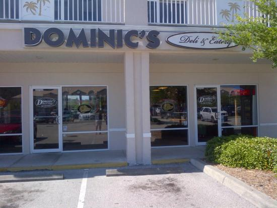 Dominic's Deli & Eatery: Store Front