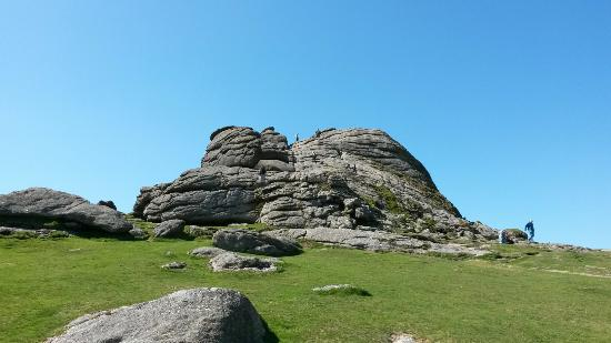 Dartmoor National Park, UK: Easy Tor with Stunning Views