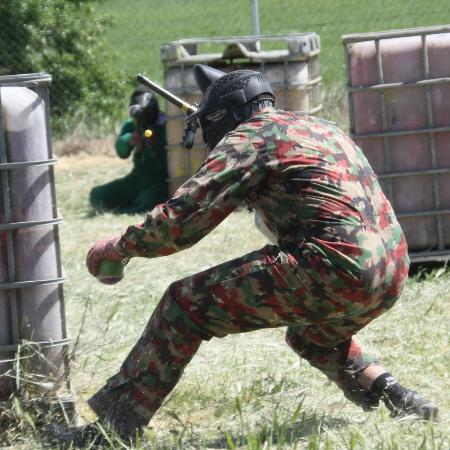 Iberika Paintball Madrid