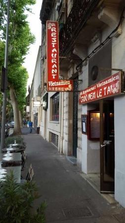 Restaurant Croq' Nem le Tai