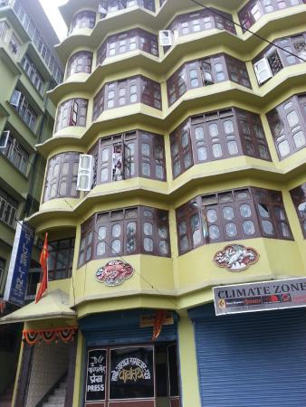 An Average Hotel Review Of Silver Line Gangtok India Tripadvisor