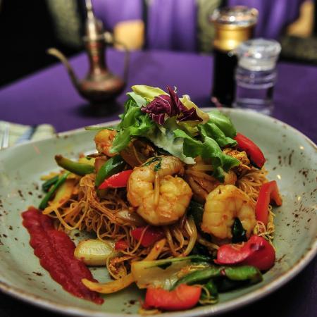 Royal Villa Chinese Restaurant : Salt and Pepper Prawns