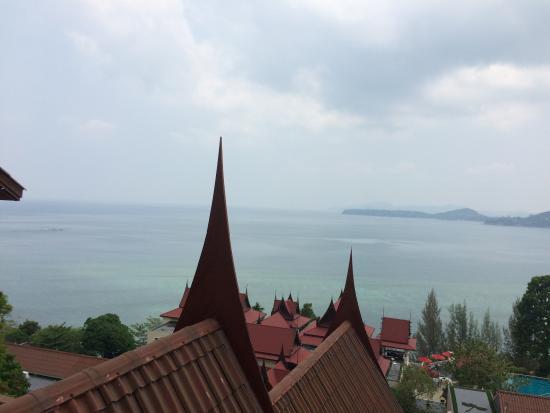 Aquamarine Resort & Villa: View from the room
