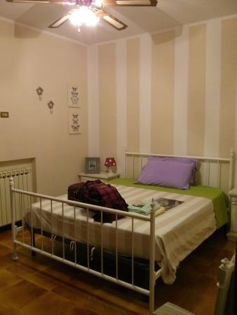 Aldina Pane e Burro B&B: new bedroom finished
