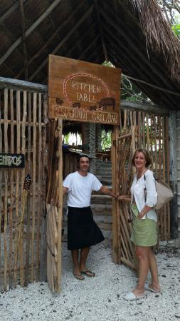 Meeting The Chef Picture Of Kitchen Table Tulum TripAdvisor - Kitchen table tulum