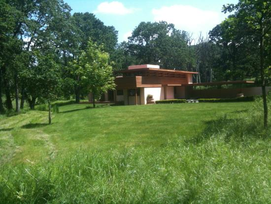 The Gordon House front view