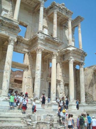 Ephesus Tours: Library